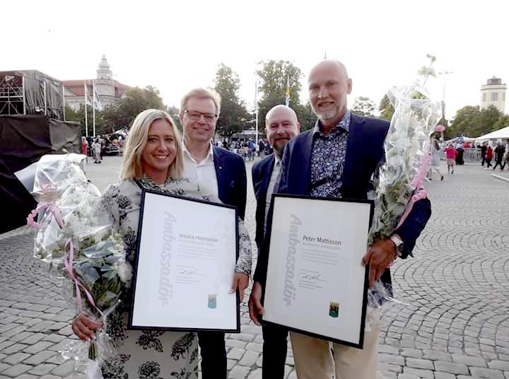Ambassadörer, Karlshamns kommun