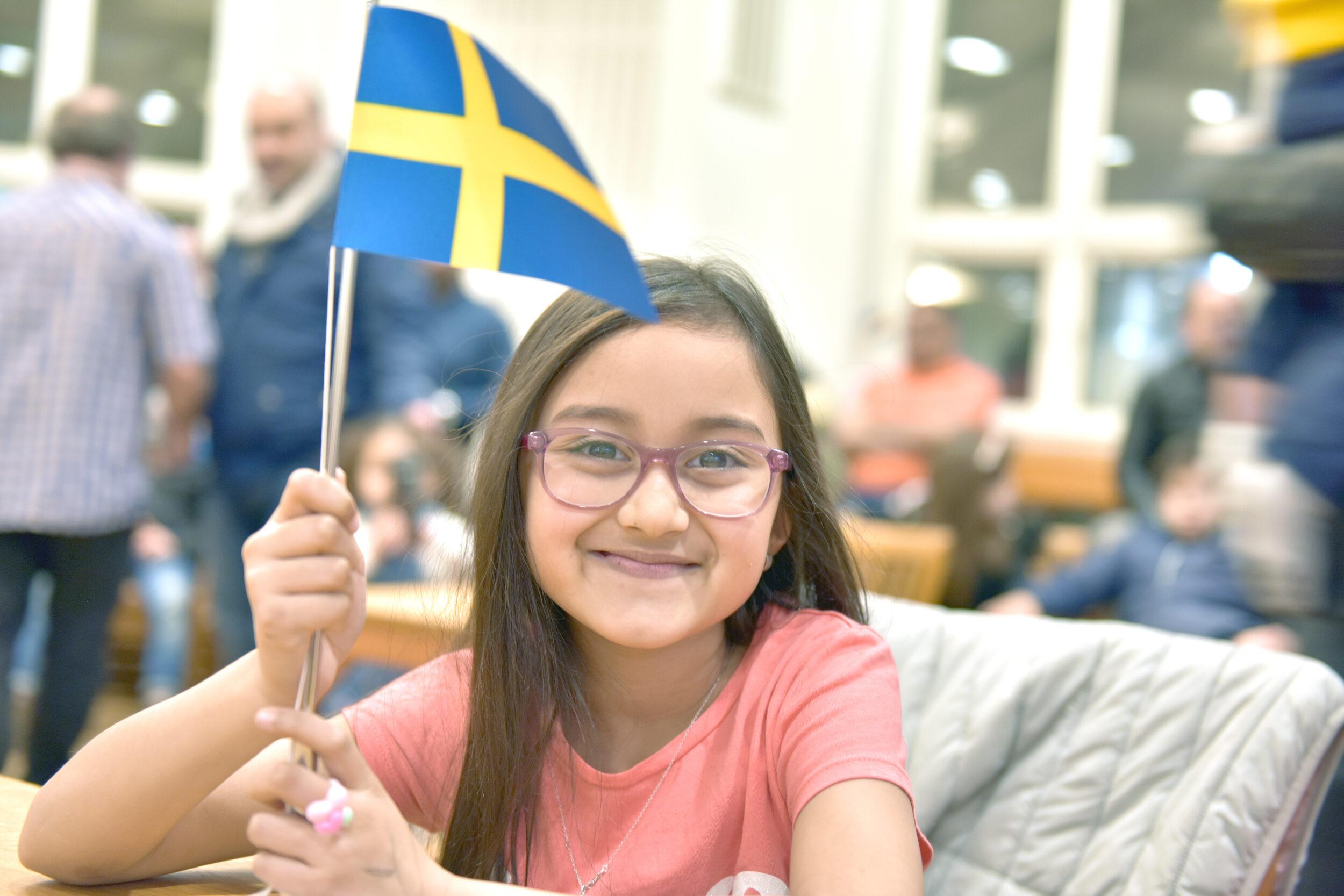 Välkomstceremoni för nya svenska medborgare