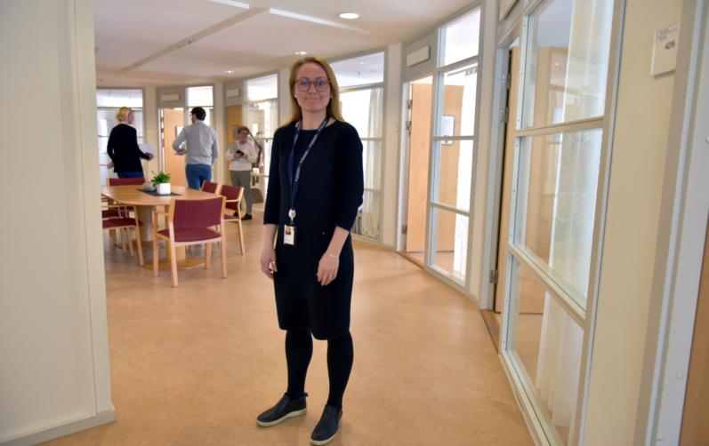 Åsa Nygren, ekonomichef i Karlshamn.