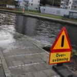 Foto på Mieån vid Ågatan