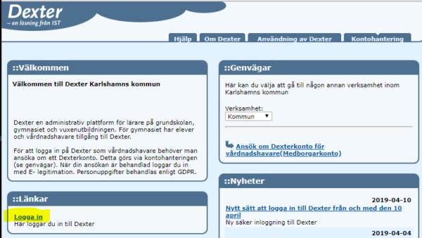 Dexter Karlshamn
