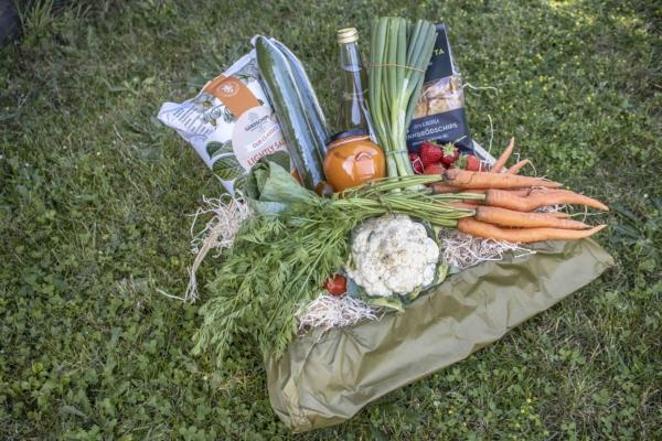 Foto på grönsaker