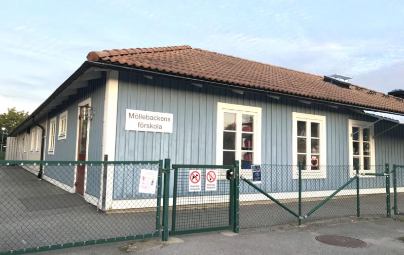 Foto på Möllebackens förskola