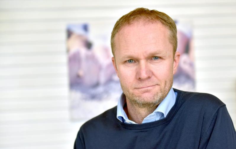 Näringslivsutvecklare Mikael Persson