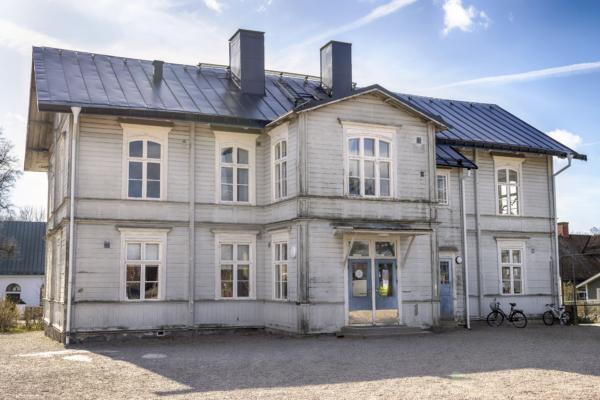 Foto på Hästaryds skola