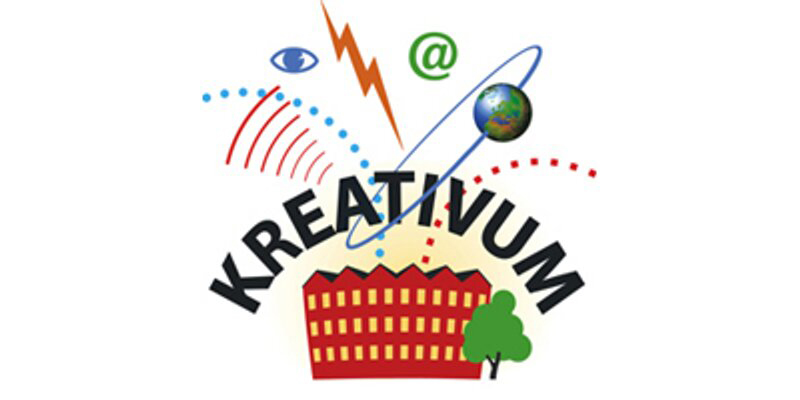 Foto på Kreativums logga